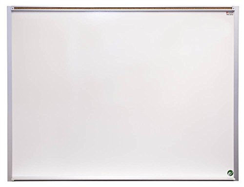 Pro-Lite Traditional Markerboard in White (200 in. W x 54 in. H (250 lbs.)) by Marsh