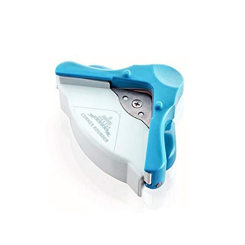 - Corner Rounder Punch 10mm 7005 Chamfering Machine Chamfer R5 Arc Angle Adjuster Blue
