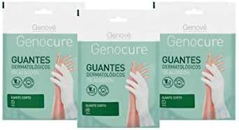 GENOVE GUANTES DERMATOLOGICOS ALGODON TALLA S (6-7): Amazon.es: Salud y cuidado personal