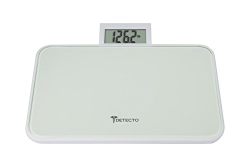 Detecto D601 Digital Pop-Up Body Weight Bathroom Scale, LCD Display, 325lb Capacity