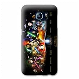 Amazon.com: Case Carcasa Samsung Galaxy S7 Edge Star Wars ...