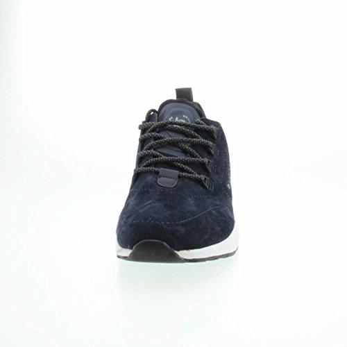Bugatti Hombres zapatilla de deporte azul oscuro DY0308-5-425 Azul