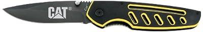 Caterpillar 91-C199CP G10 Liner Lock Knife
