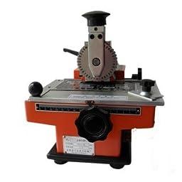 Holdwell YL-300 Manual Metal Label Embosser Tag Stamping Printer (2mm Label)