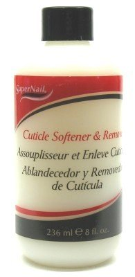 Super Nail Cuticle Softener & Remover 236 ml. (Pack of 6)
