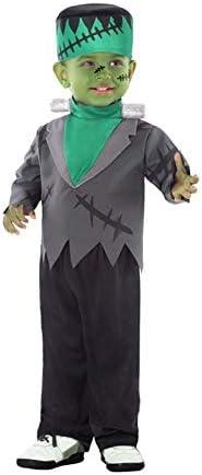 DISBACANAL Disfraz de Frankenstein para bebé - -, 6-12 Meses ...