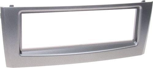 ACV 281094 –  14 –  Mascherina per autoradio 1 DIN per FIAT Grande Punto/Linea Antracite Metallizzato 281094-14