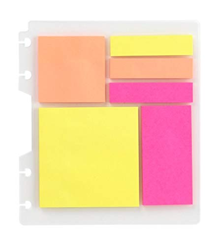 - TUL Custom Note-Taking Discbound Sticky Note Pads, 3