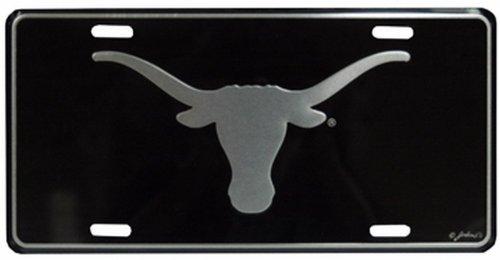 NCAA Texas Longhorns Car Tag Elite