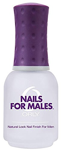 Amazon.com : Orly Top Nail Coat, Nails for Males, 0.6 Ounce : Beauty