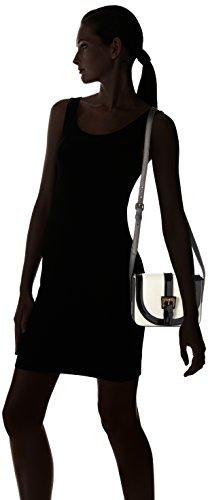 Donna A Bianco Bag Black Tracolla Pollini Borse avory