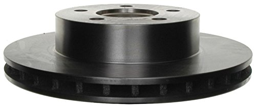 ACDelco 18A736A Advantage Non-Coated Front Disc Brake Rotor