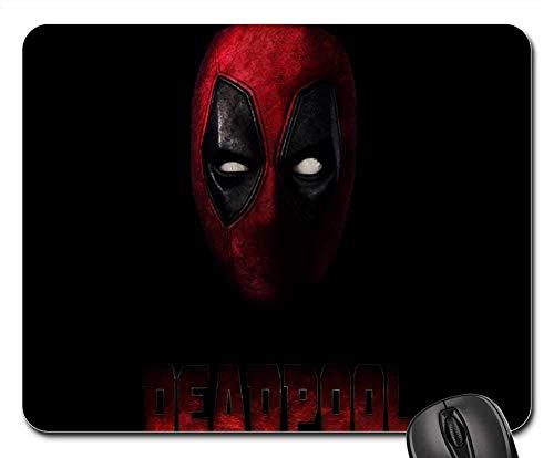 SYMSPAD Mouse Pad 8.6 X 7.1 ins - Marvel Deadpool Wallpaper Action Movie]()