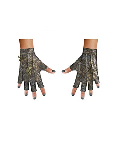 Disguise Inc - Uma Isle Look Child Gloves