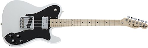 Fender 전기 기타 MIJ Traditional 70s Telecaster® Custom Maple Arctic White