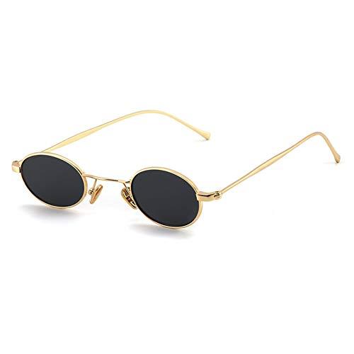 Gafas de del las de NIFG sol sol pequeño manera marco la de gafas decorativas de de la calle vxRBqd