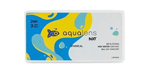 Aqualens 24H NXT Super Premium Monthly Disposable Contact Lens (3 Lens/Box) (-2.00)