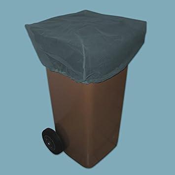 Donet Abdecknetz für 120 l Biotonne Mülltonne Netz ca. 45 x 45 cm ...