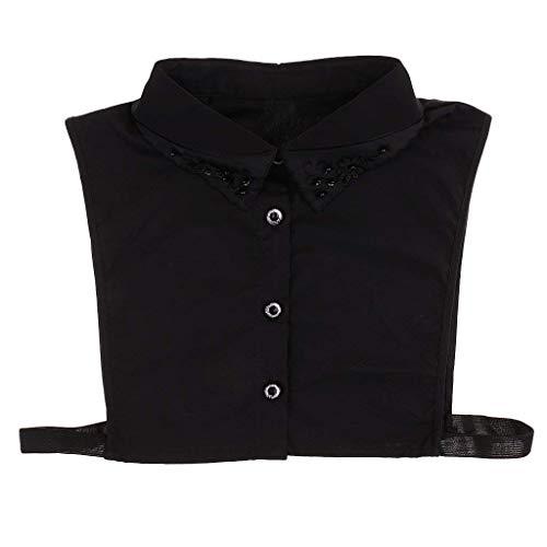 Mousseline Manche Dame Blouse Longues Shirt Tops Schwarz3 Simple Casual Uni Femme Manches Elgante Chemise Revers Boutonnage Printemps Jeune Chic Mode Automne Haut XIxqPR