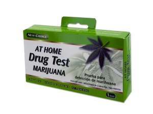 At Home Drug Test for Marijuana. Discreet at Home Urine Test for THC (Active