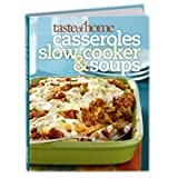 Casseroles, Slow Cooker, and Soups, Catherine Cassidy, 089821890X