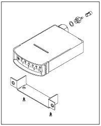 Pressure Gauge for Pelton & Crane PCG760