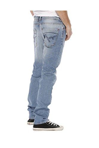 Kaporal - Jeans ORSON - FRIPE - Homme