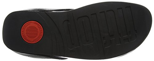 Fitflop Vrouwen Cha Cha Sandaal Zwart