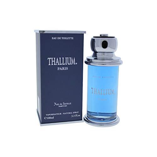 Thallium 3.4 Fl. oz. Eau De Toilette Spray - Cologne Sport Thallium