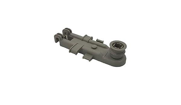 Genuine OEM 8268785 Whirlpool Dishwasher Upper Dishrack Wheel WP8268785 PS393026