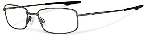 Oakley Keel Blade OX3125-0853 Eyeglasses Pewter Clear Demo 53 - Blade Sunglasses Oakley