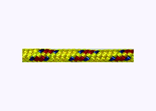 Sterling 2.75mm Accessory Cord, 50' Yellow by Sterling Rope Company