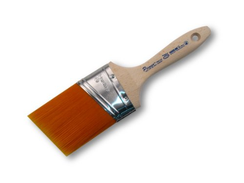 Proform PIC3-3.0 Picasso Oval Angle Beaver Tail Paint Brush 3-Inch