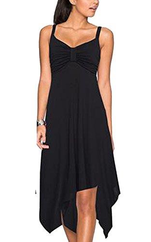 ECOWISH - Traje con falda - para mujer negro