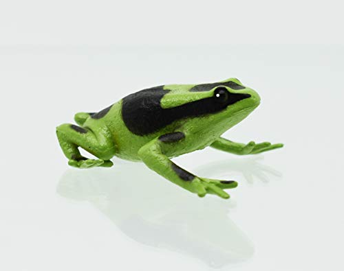 Collectible Wildlife Gifts Green and Black Poison Dart Frog 2