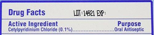 Halo Oral Antiseptic, Berry, 1 oz