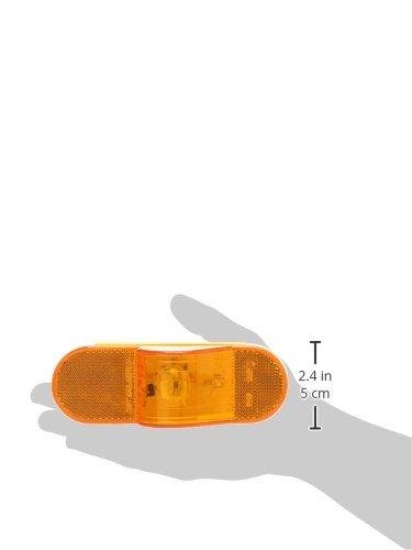 Grote 52193 Economy Oval Side Turn Marker Light