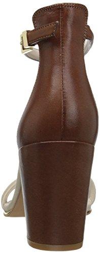 Kenneth Cole Women's Lex Ankle Strap Pumps, Black Taupe