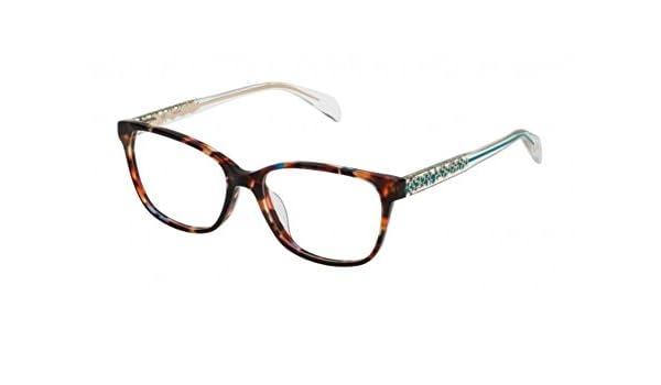 42df542f21 TOUS VTO988 HAVANA (0758) - Monturas de gafas: Amazon.es: Ropa y accesorios