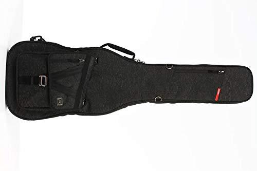 Gator Cases Transit Series Bass Guitar Gig Bag; Charcoal Black Exterior (GT-BASS-BLK)