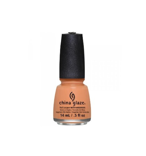 (China Glaze Nail Polish, If in Doubt Surf it Out, 0.5 Ounce)