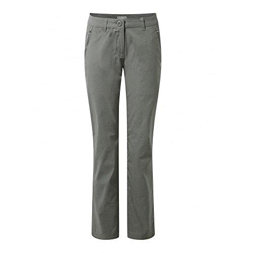 Pantalones Pro Mujer Kiwi Stretch Craghoppers Plateado w1qO4C