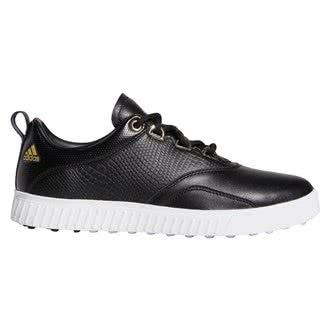 7df3c9f66 adidas Ladies Adicross PPF Golf Shoes Ladies Black Gold White UK 4.5  Regular Fit  Amazon.co.uk  Sports   Outdoors