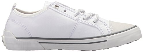 Columbia Women's Goodlife Lace Sneaker White, Ti Grey Steel