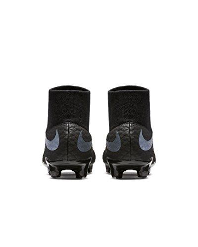 NIKE Hypervenom Academy Erwachsene Fitnessschuhe Fg Unisex 3 Black 001 Black Df Schwarz xUFUwIrq