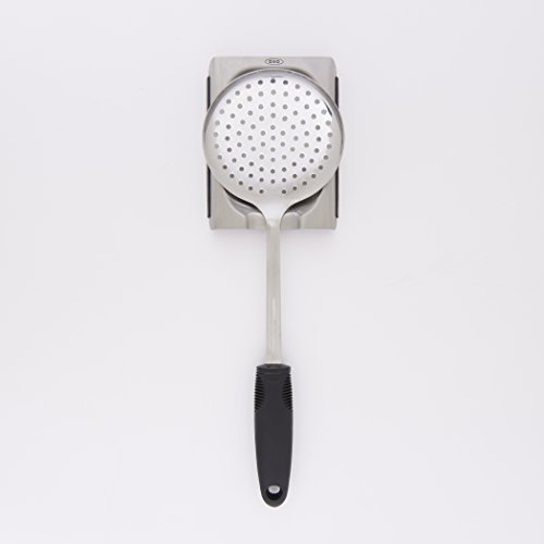 OXO Good Grips Brushed Stainless Steel Spoon Rest