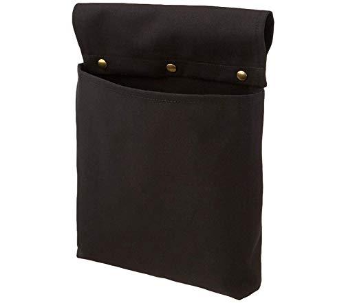 Premium Director Chair Script Accessory Bag, Black
