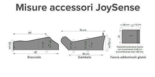 MESIS Pressoterapia PressoEstetica JoySense 3.0 (con 2 gambali) 3 spesavip