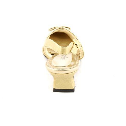 Easy Street Women's Mercury Wedge Pump Gold clearance professional cheap eastbay csifiyyW71