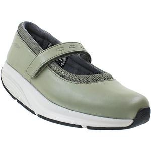 Mbt Kvinna Rukiya Gå Lite Mary-jane Brindle Läder Brindle Läder